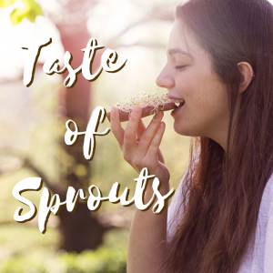 taste of sprouts