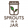 Sprouts In A Jar