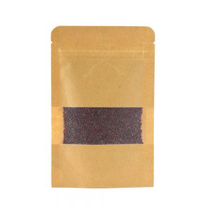 Red Cabbage Seeds in pack
