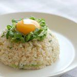 天氣之子陽菜手作紫菜鹽味月見炒飯