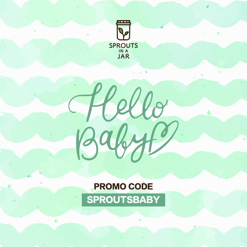 coupon code SPROUTSBABY